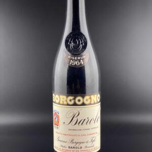Borgogno Barolo 1964 0,75l