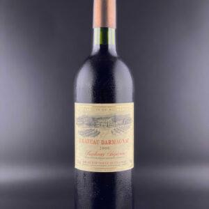 Château d' Armagnac 2000 0,75l