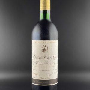 Château Vieux Sarpe 1986er 0,75l