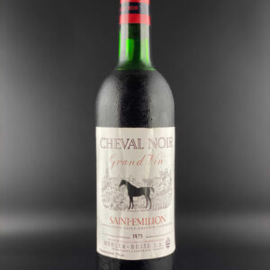 Cheval Noir 1975 0,75l