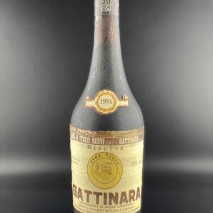 Nervi Gattinara 1986 0,75l