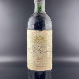 Château Haut-Batailley 1966er 0,75l