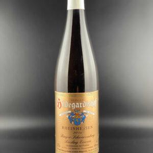 Binger Schwarzenberg 2001er Riesling Eiswein 0,75l