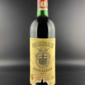Chianti Rufina Nipozzano Marchesi di Frescobaldi 1970 0,75l